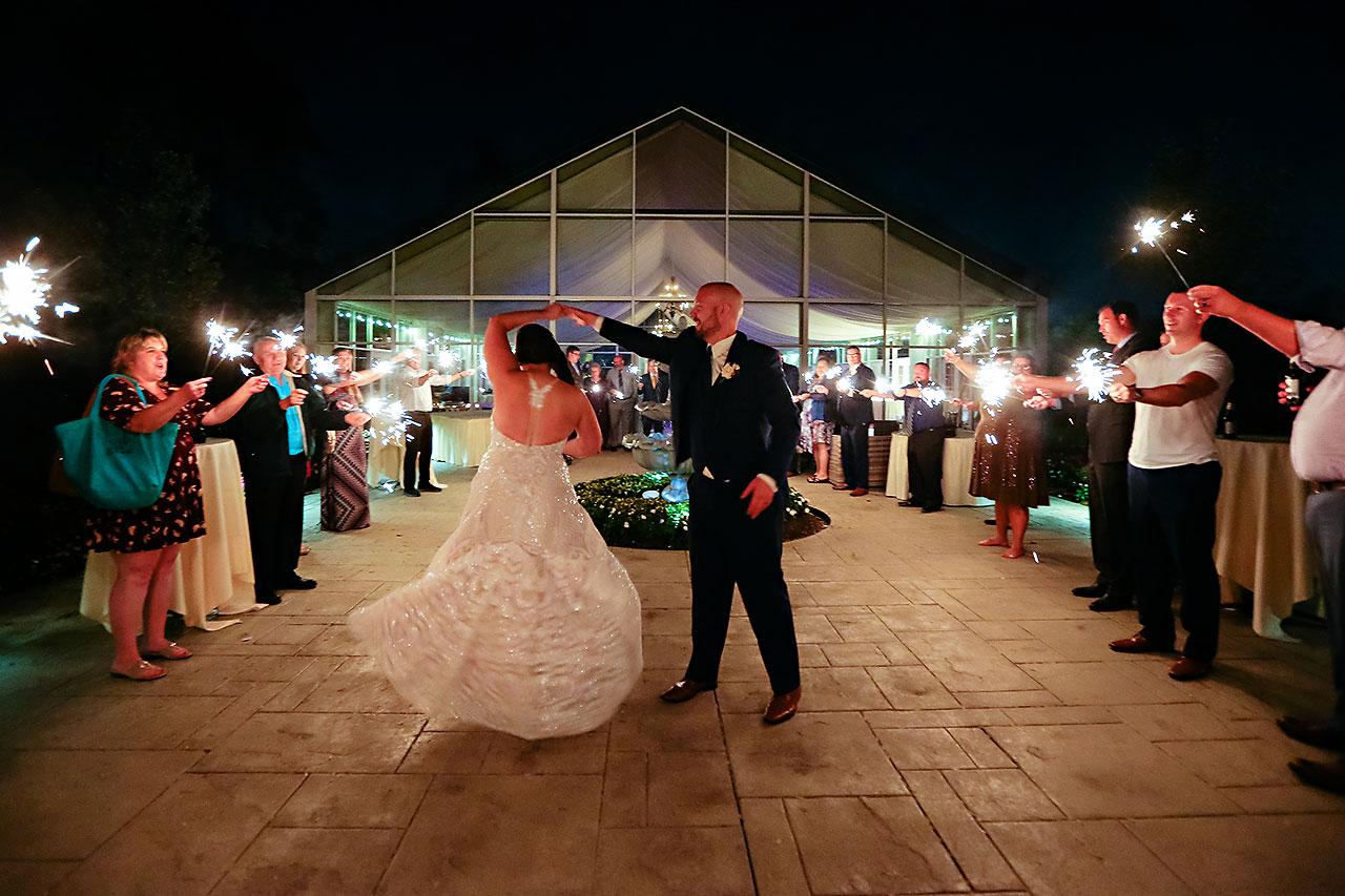Jen Chris Ritz Charles Garden Pavilion Wedding 395