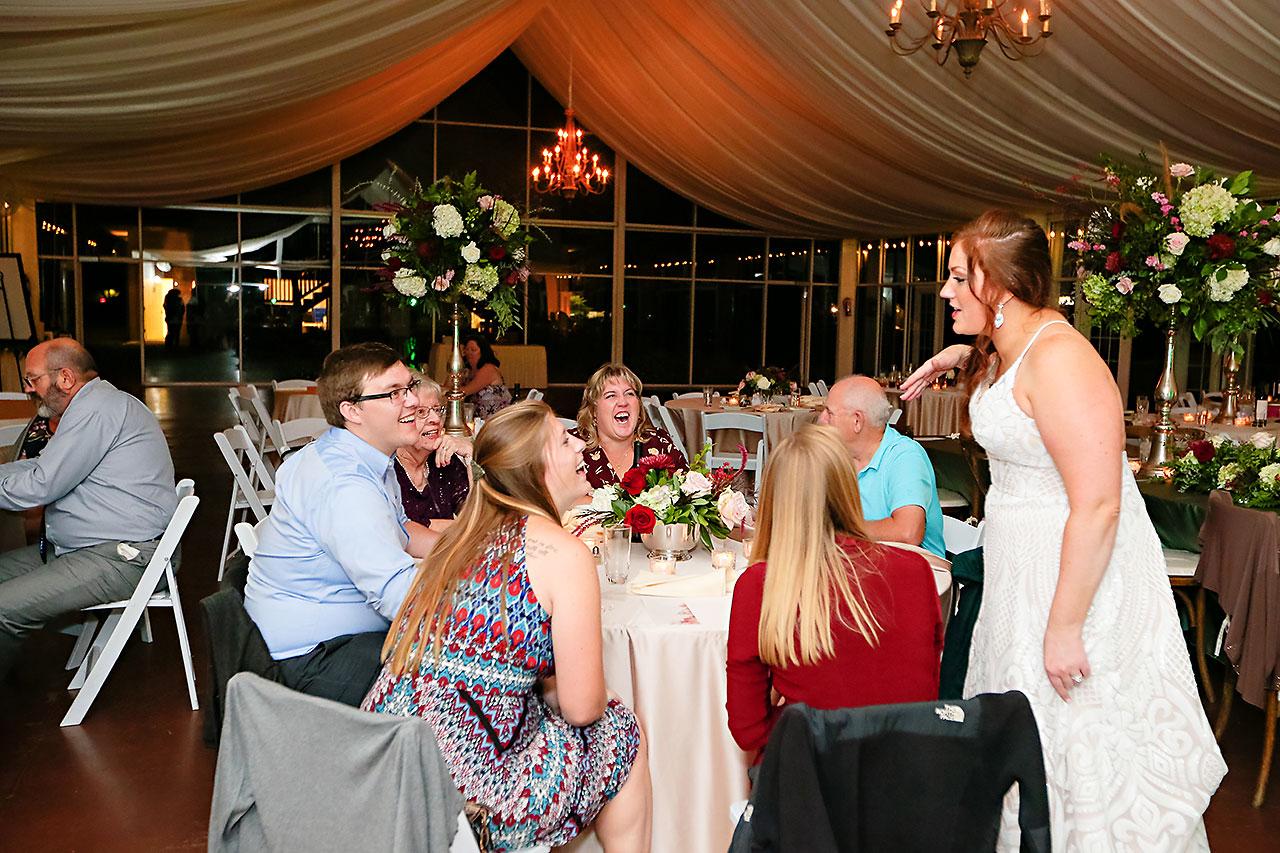 Jen Chris Ritz Charles Garden Pavilion Wedding 381