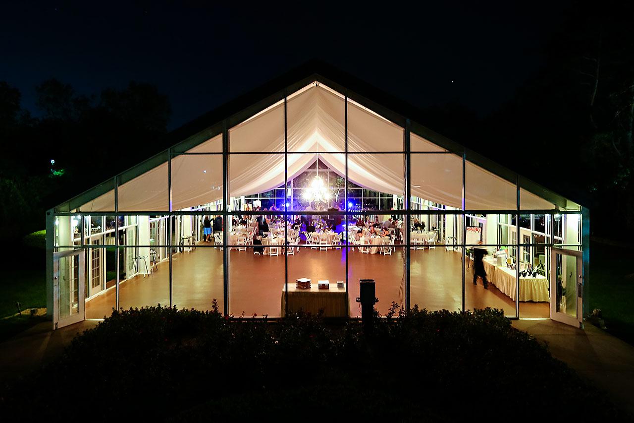 Jen Chris Ritz Charles Garden Pavilion Wedding 372