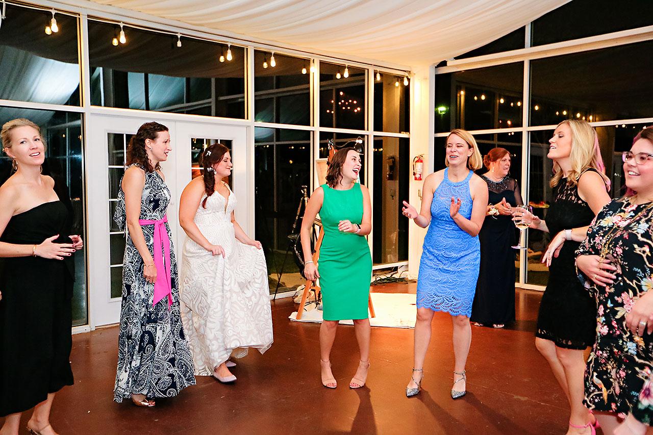 Jen Chris Ritz Charles Garden Pavilion Wedding 364