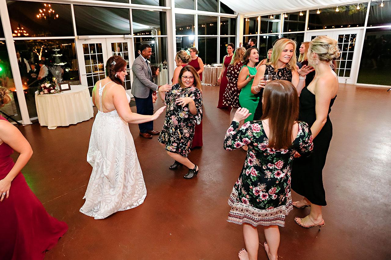 Jen Chris Ritz Charles Garden Pavilion Wedding 360