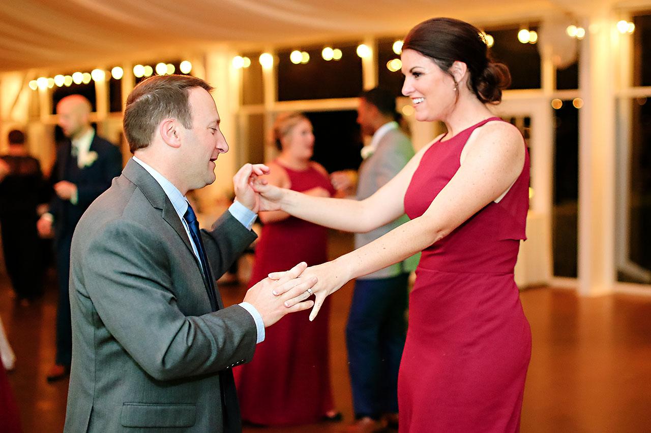 Jen Chris Ritz Charles Garden Pavilion Wedding 354