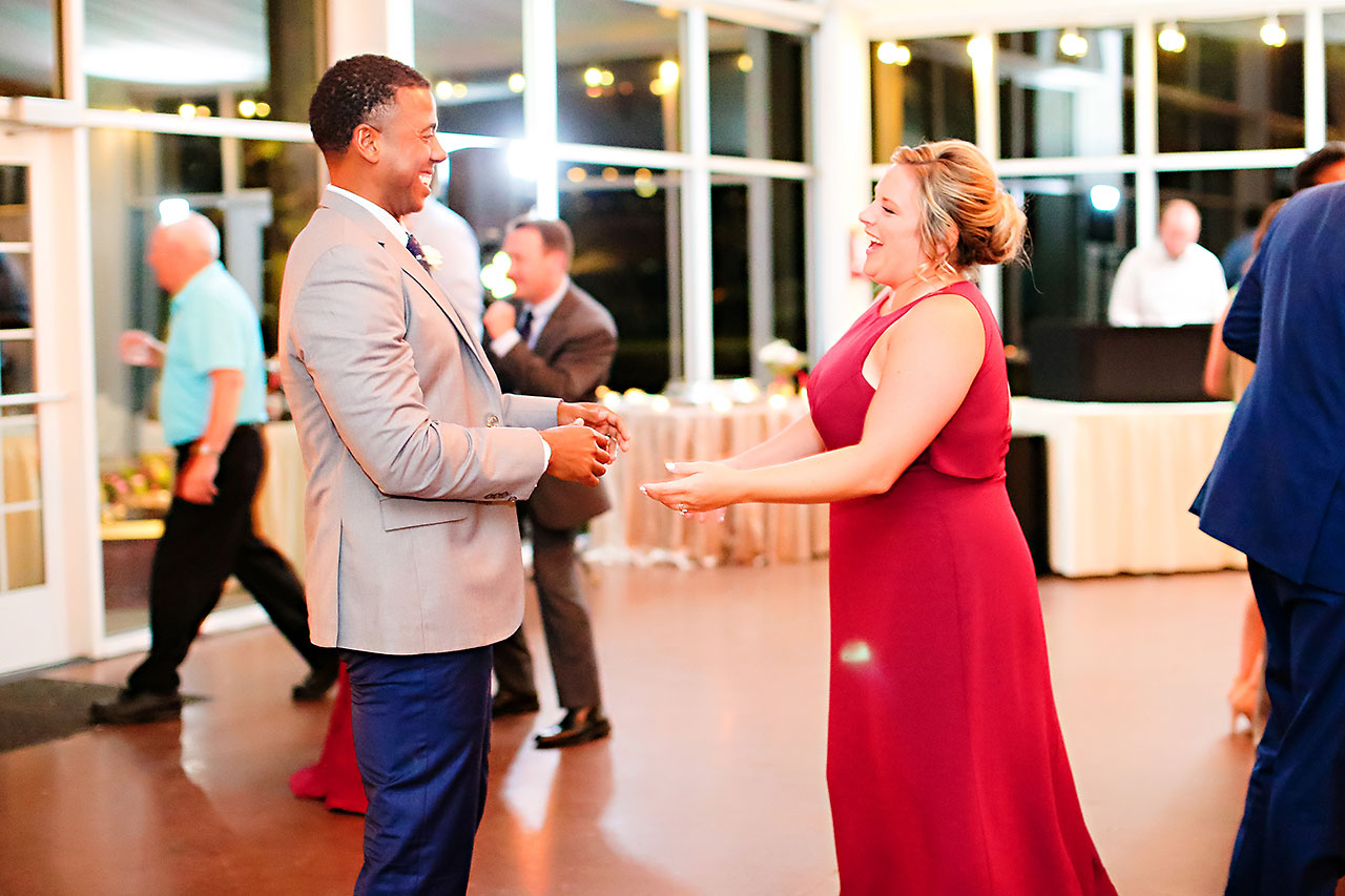 Jen Chris Ritz Charles Garden Pavilion Wedding 352