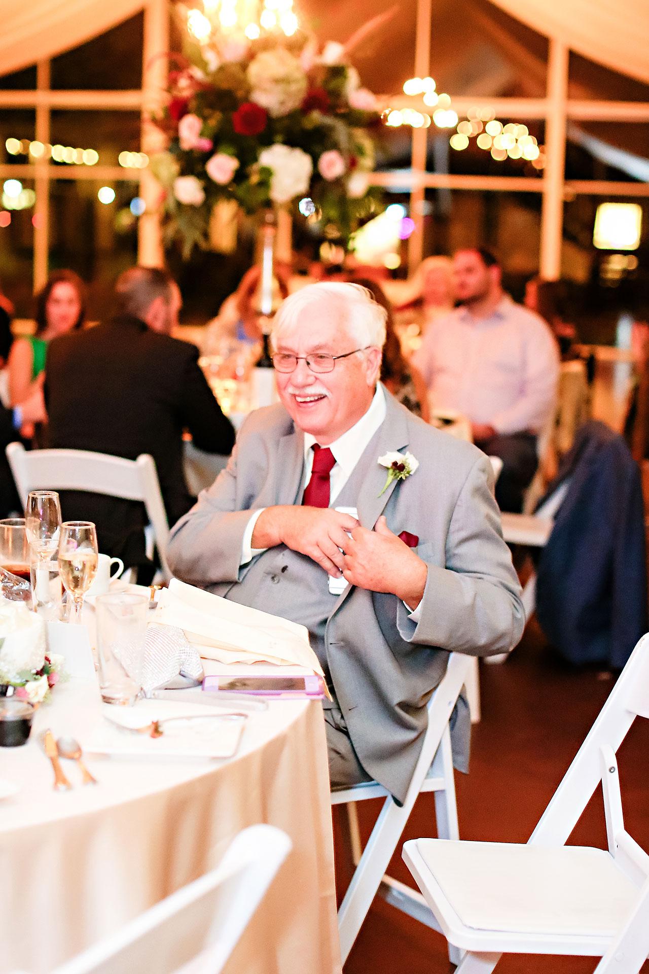 Jen Chris Ritz Charles Garden Pavilion Wedding 348