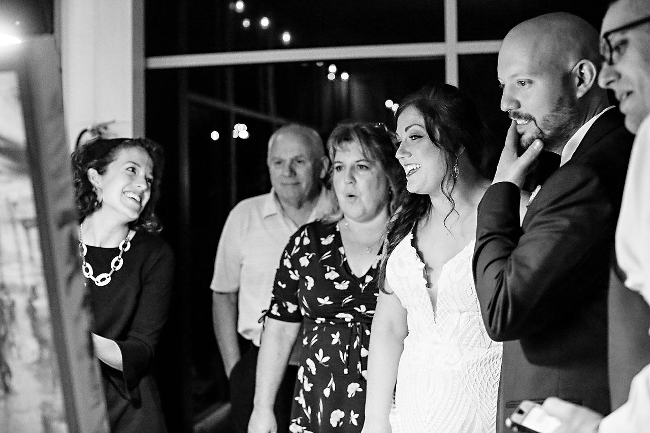 Jen Chris Ritz Charles Garden Pavilion Wedding 344