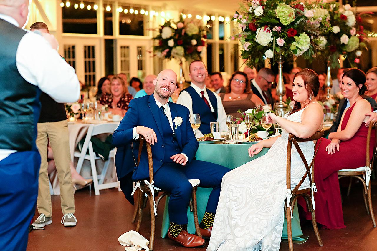 Jen Chris Ritz Charles Garden Pavilion Wedding 329