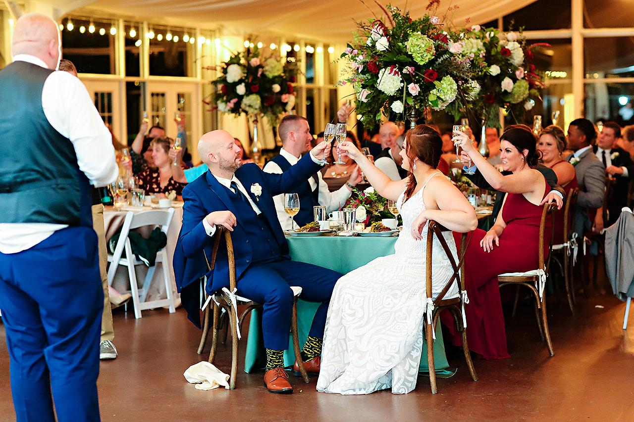 Jen Chris Ritz Charles Garden Pavilion Wedding 330