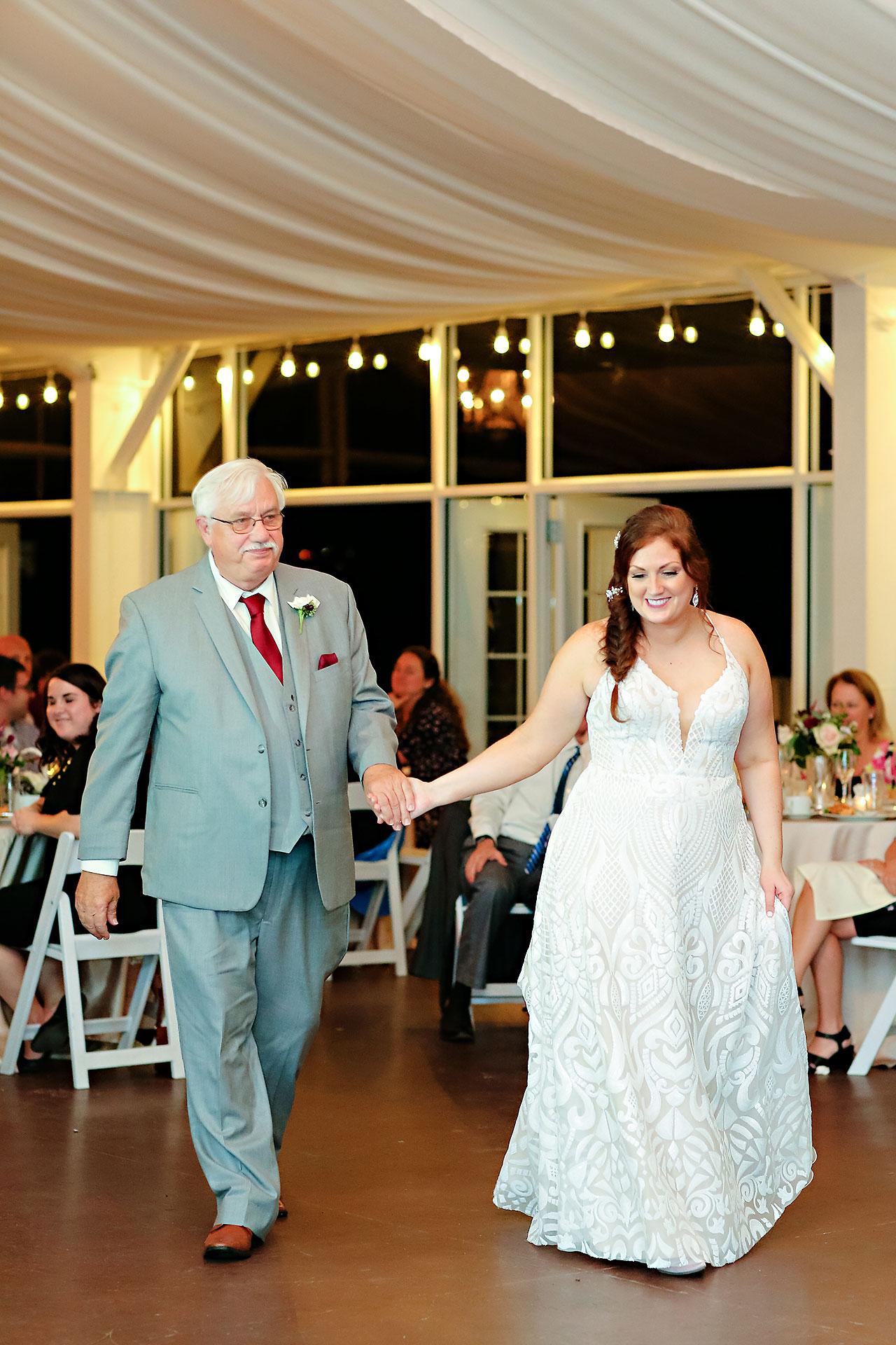 Jen Chris Ritz Charles Garden Pavilion Wedding 331
