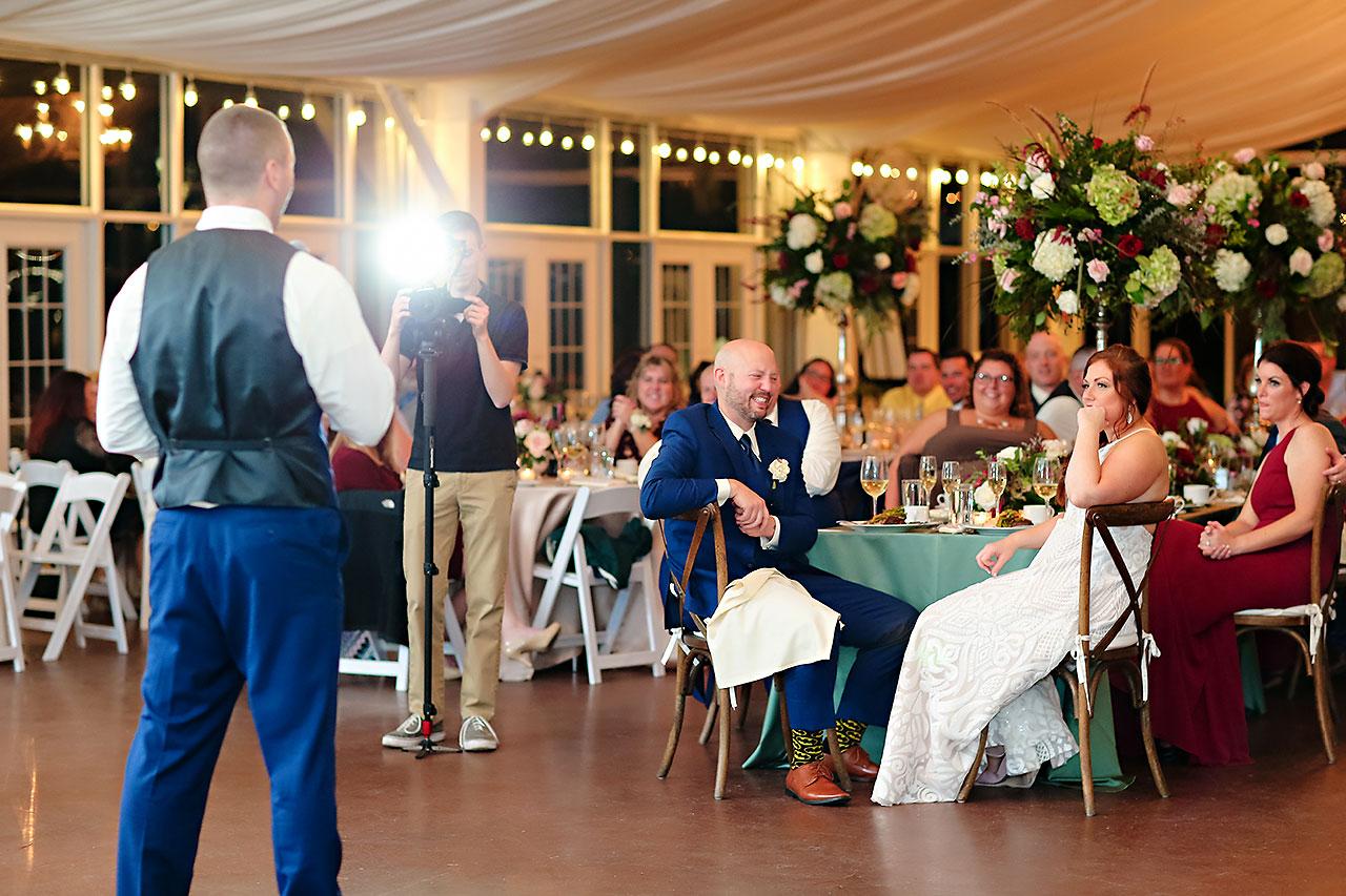 Jen Chris Ritz Charles Garden Pavilion Wedding 325