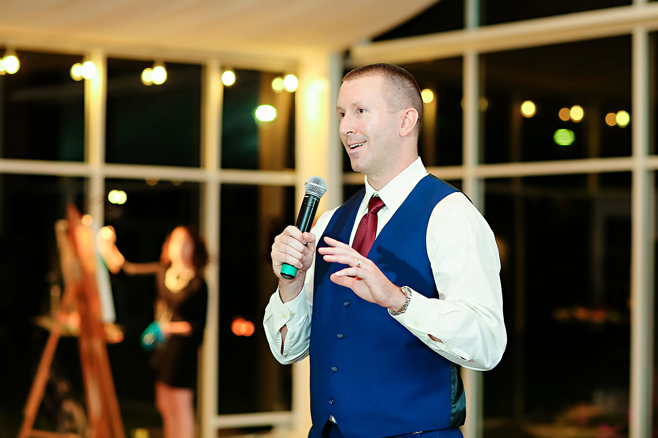 Jen Chris Ritz Charles Garden Pavilion Wedding 326