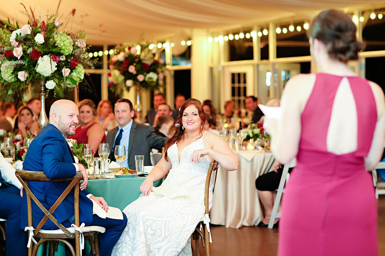 Jen Chris Ritz Charles Garden Pavilion Wedding 323