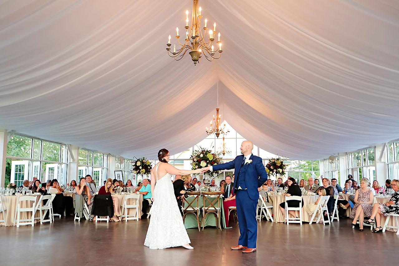Jen Chris Ritz Charles Garden Pavilion Wedding 311