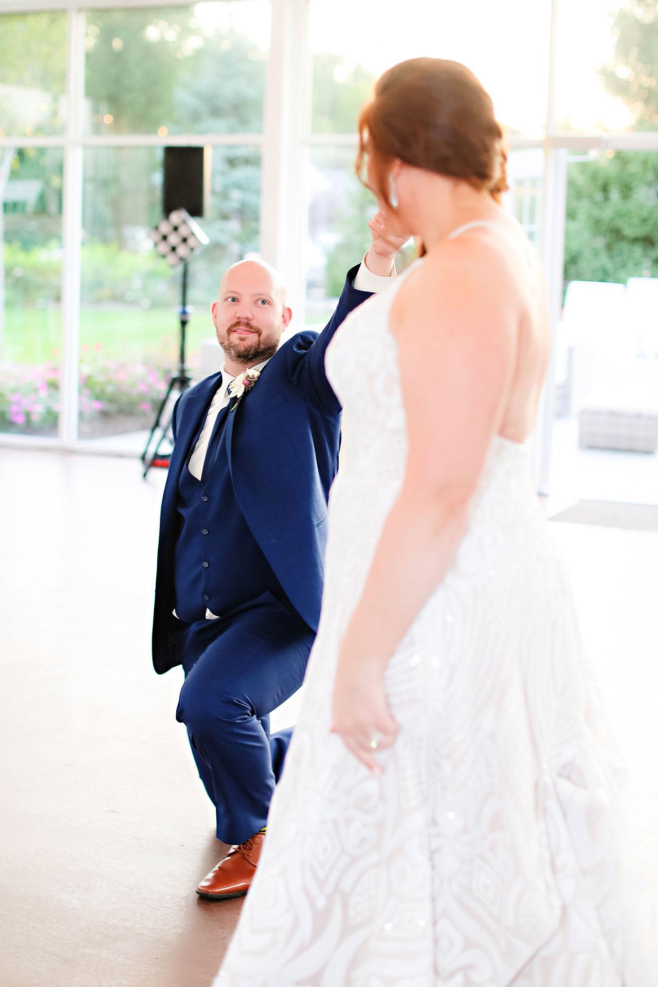 Jen Chris Ritz Charles Garden Pavilion Wedding 309