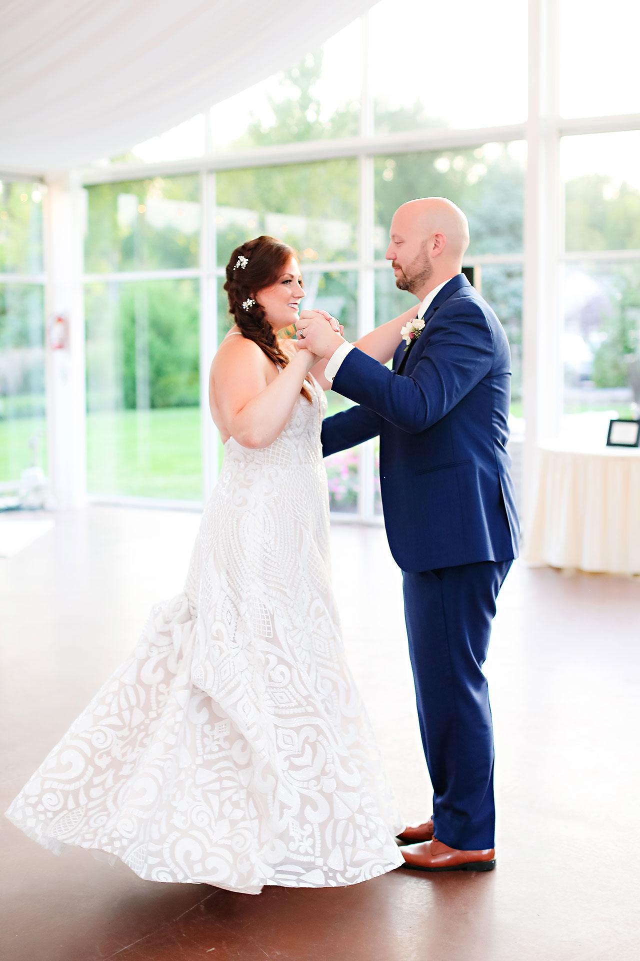 Jen Chris Ritz Charles Garden Pavilion Wedding 310