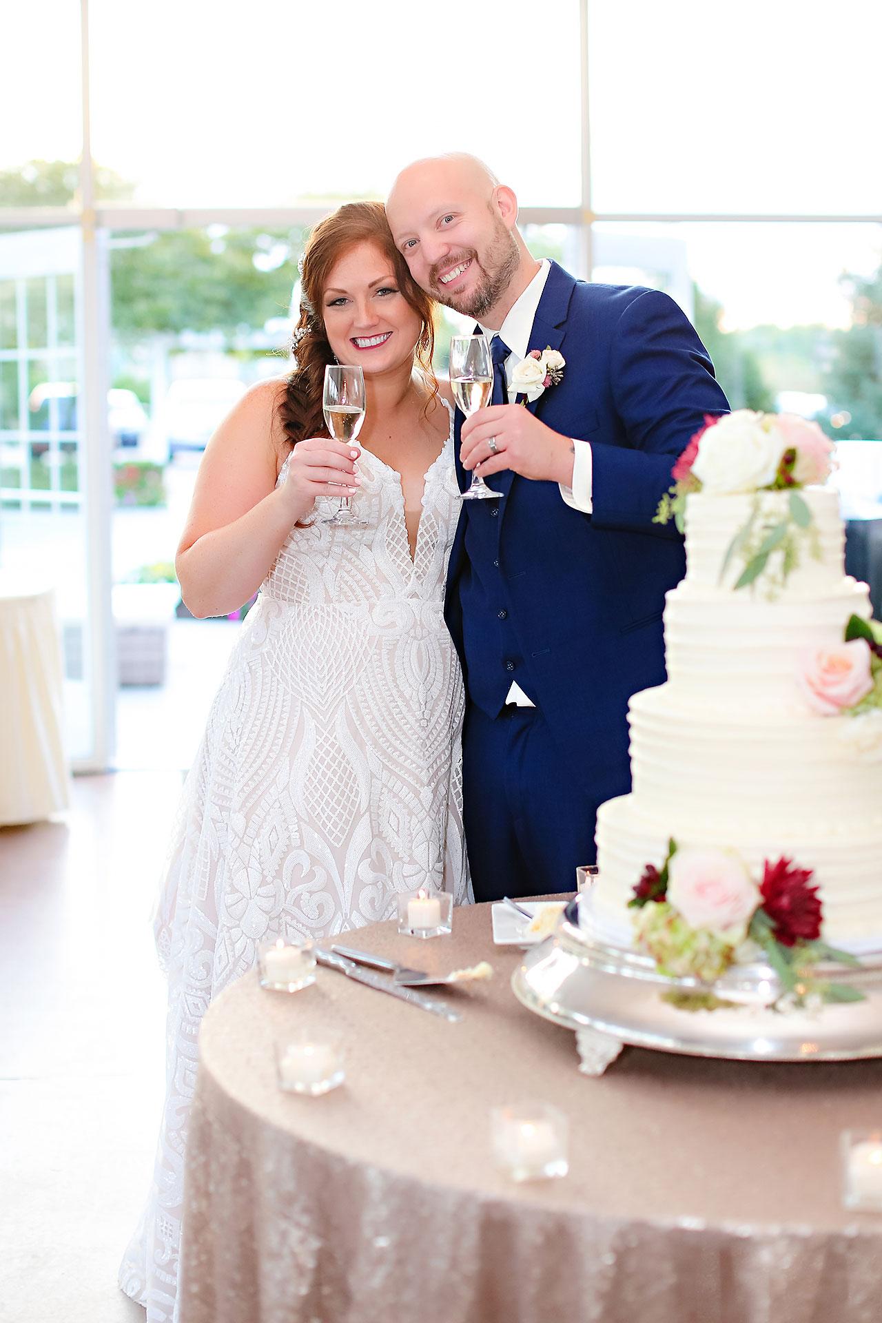 Jen Chris Ritz Charles Garden Pavilion Wedding 306