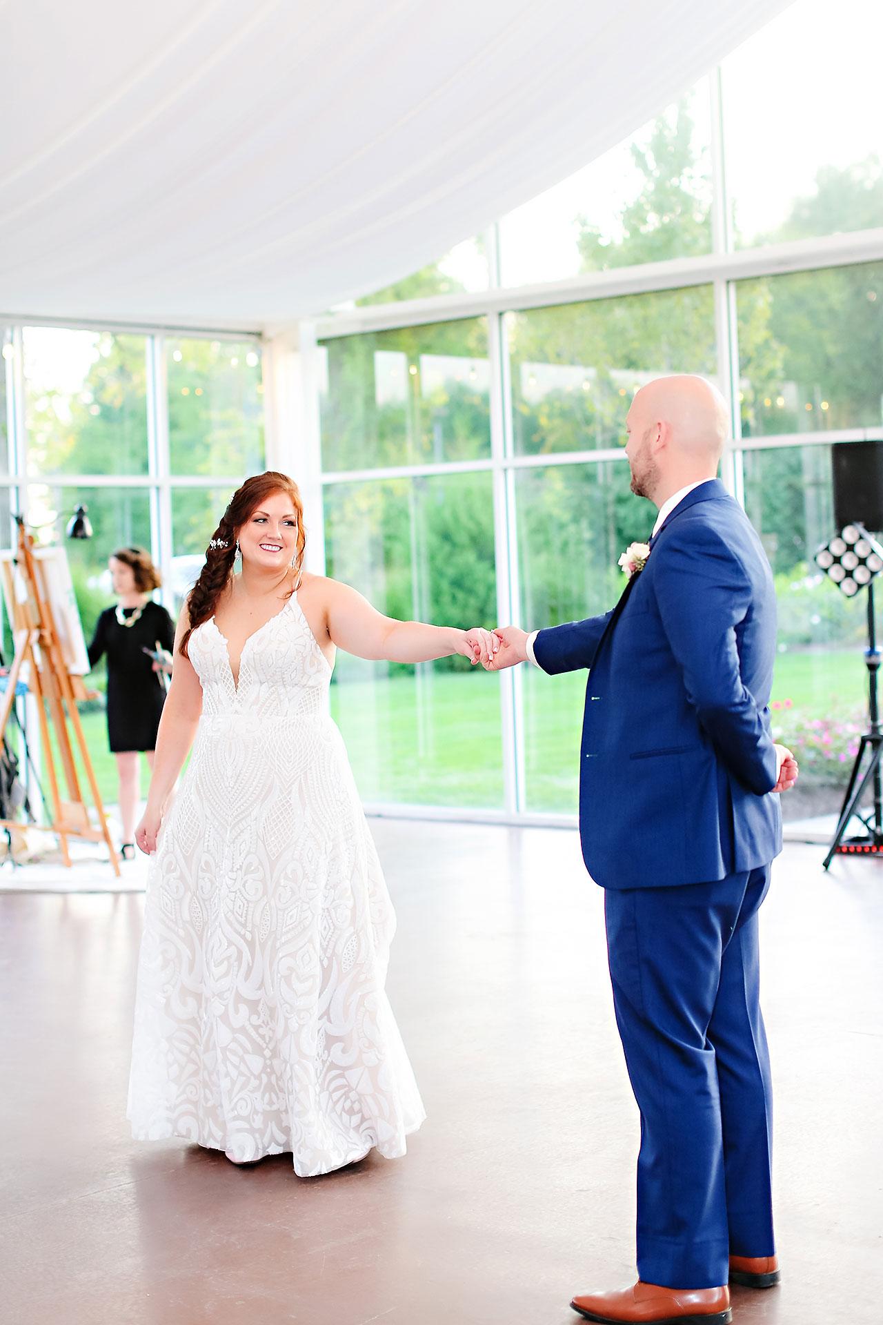 Jen Chris Ritz Charles Garden Pavilion Wedding 307