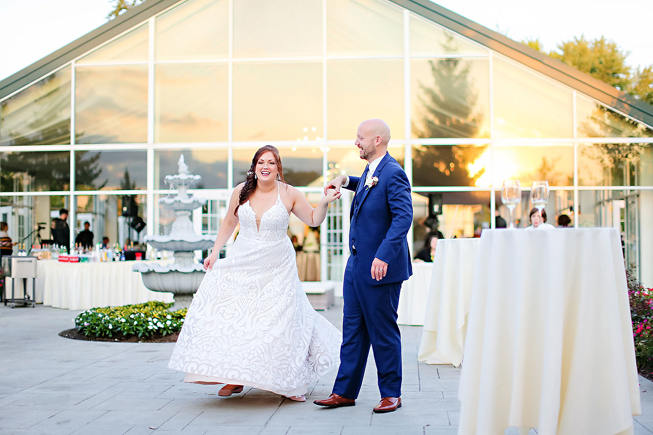 Jen Chris Ritz Charles Garden Pavilion Wedding 301