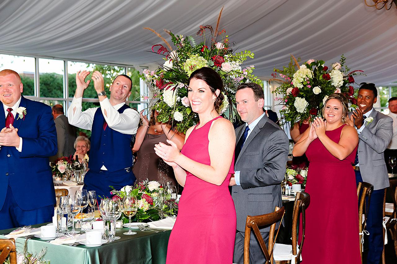 Jen Chris Ritz Charles Garden Pavilion Wedding 302