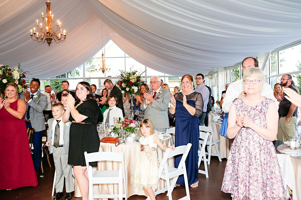Jen Chris Ritz Charles Garden Pavilion Wedding 303