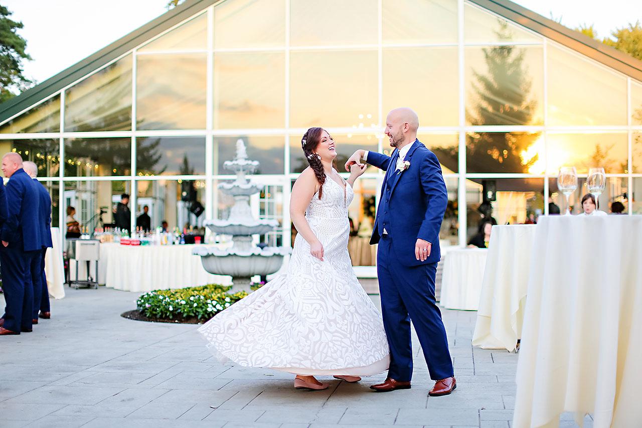 Jen Chris Ritz Charles Garden Pavilion Wedding 300