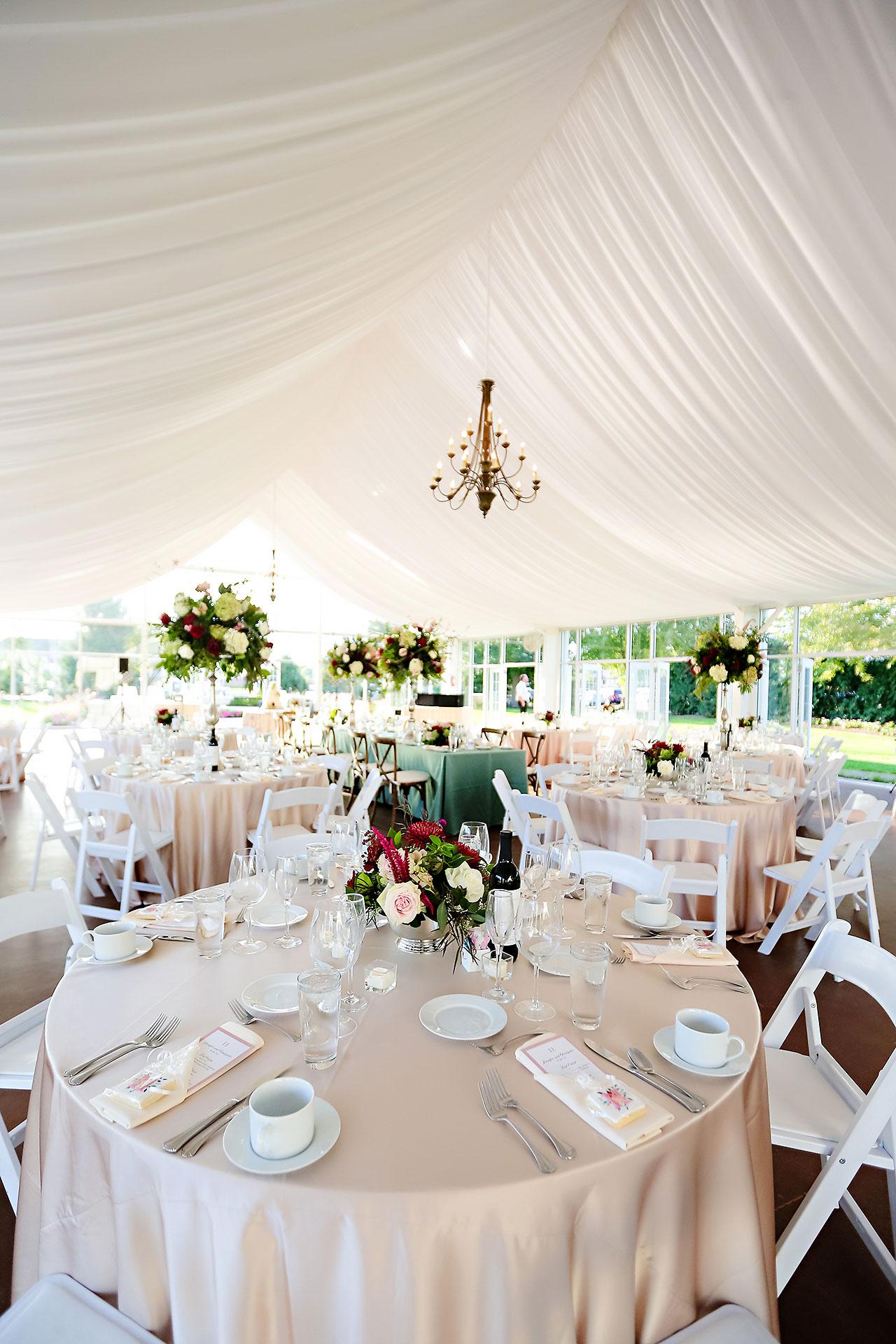 Jen Chris Ritz Charles Garden Pavilion Wedding 295