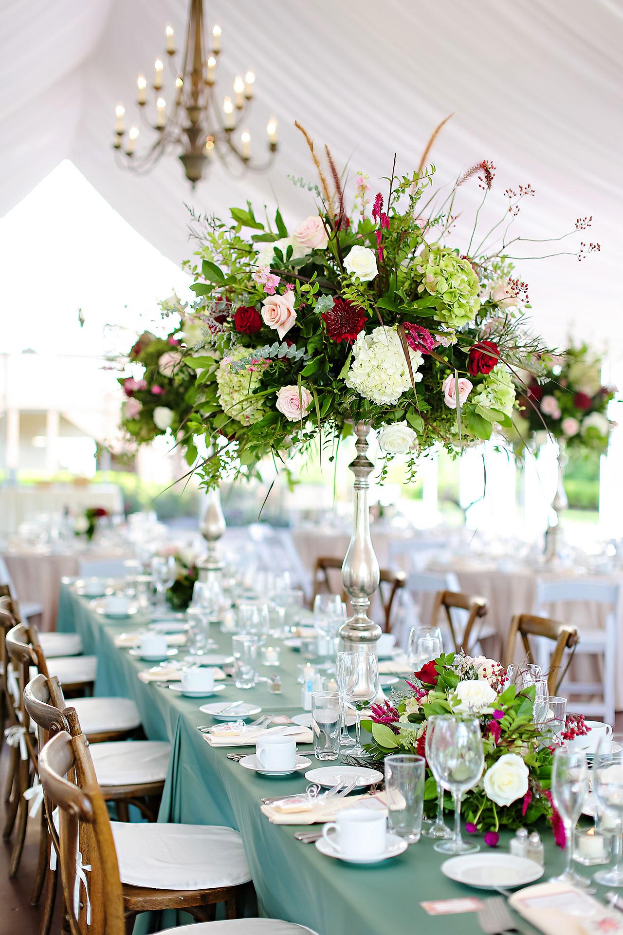 Jen Chris Ritz Charles Garden Pavilion Wedding 293