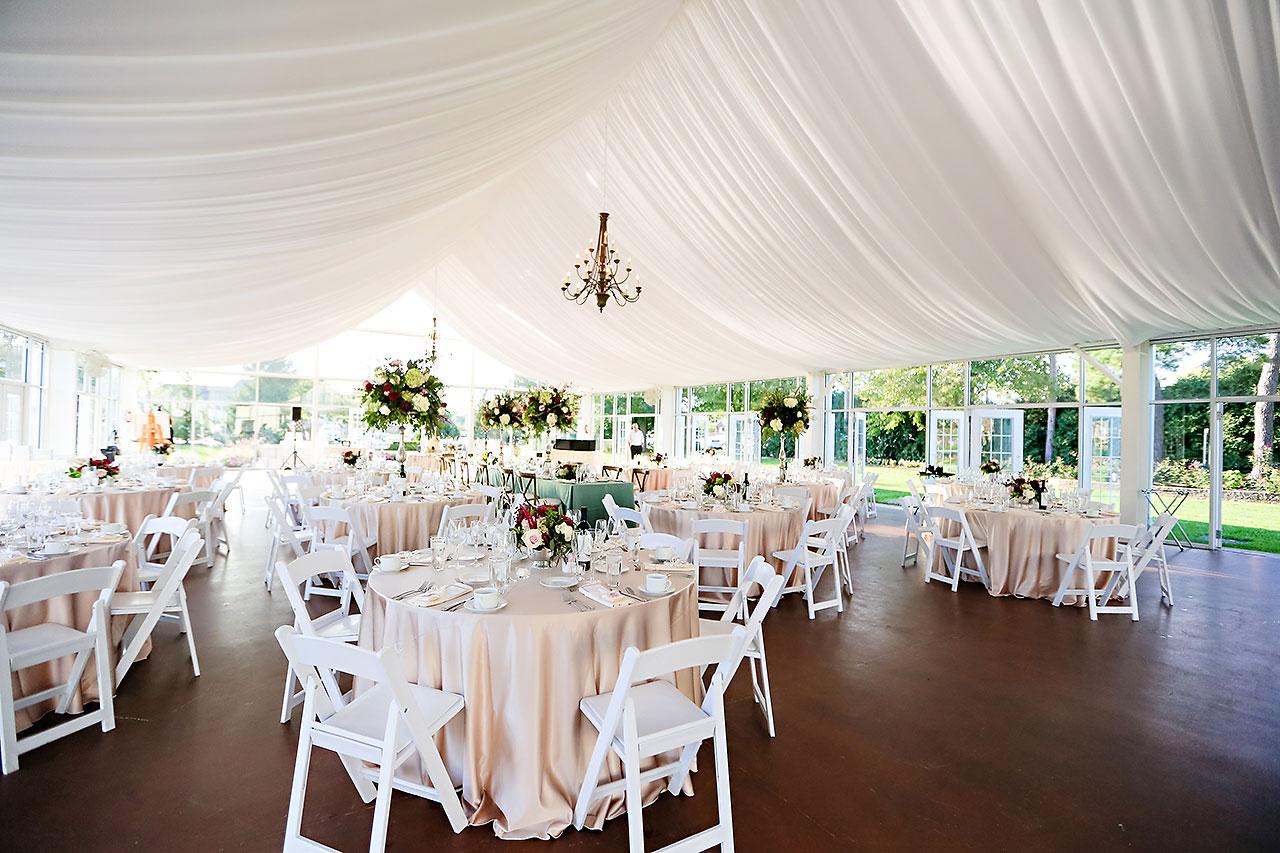 Jen Chris Ritz Charles Garden Pavilion Wedding 290