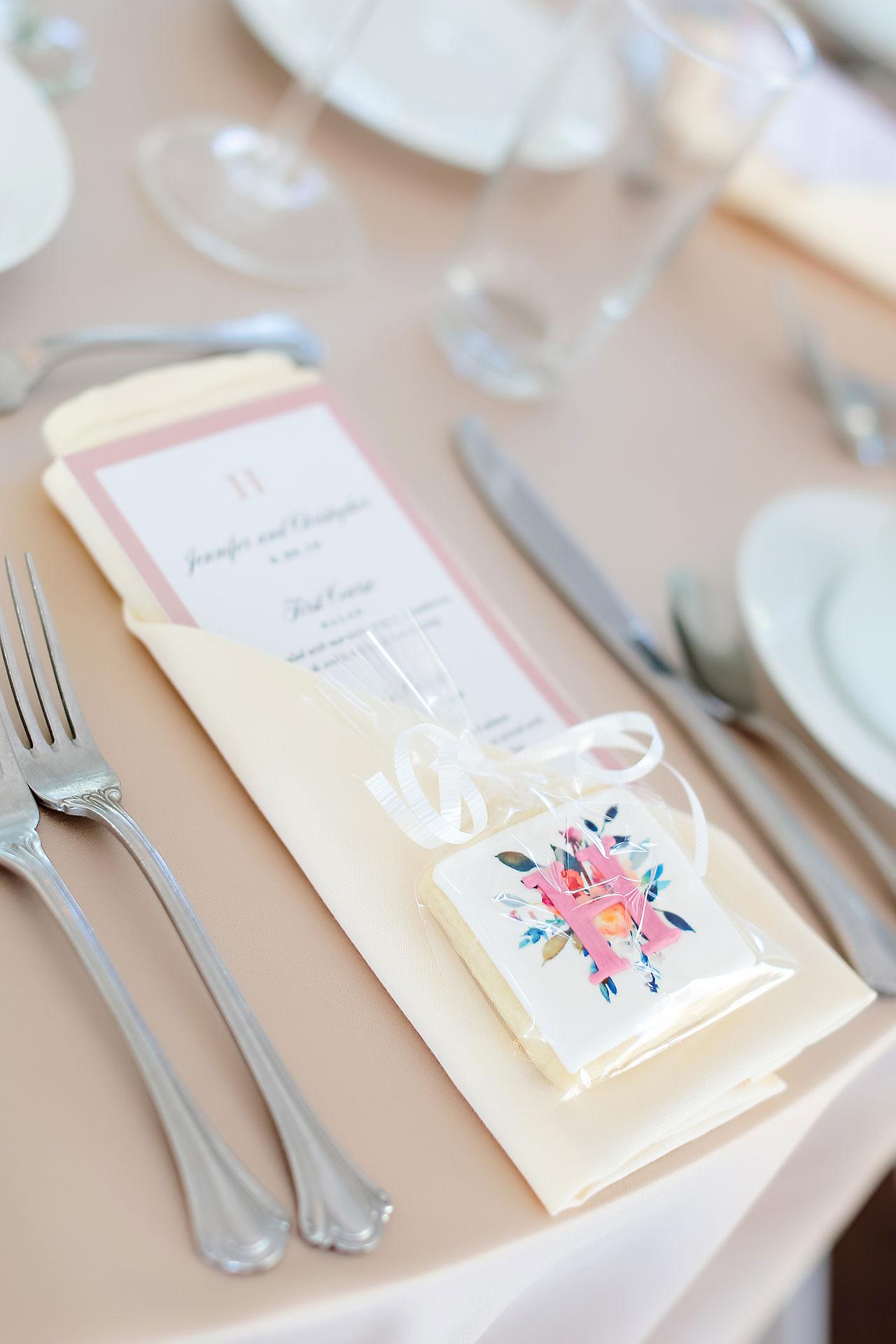 Jen Chris Ritz Charles Garden Pavilion Wedding 283