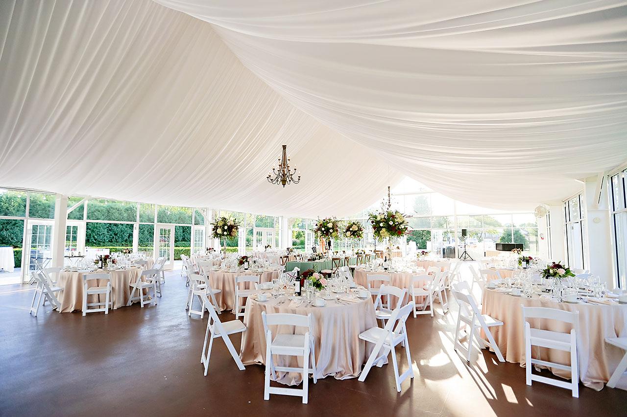 Jen Chris Ritz Charles Garden Pavilion Wedding 279
