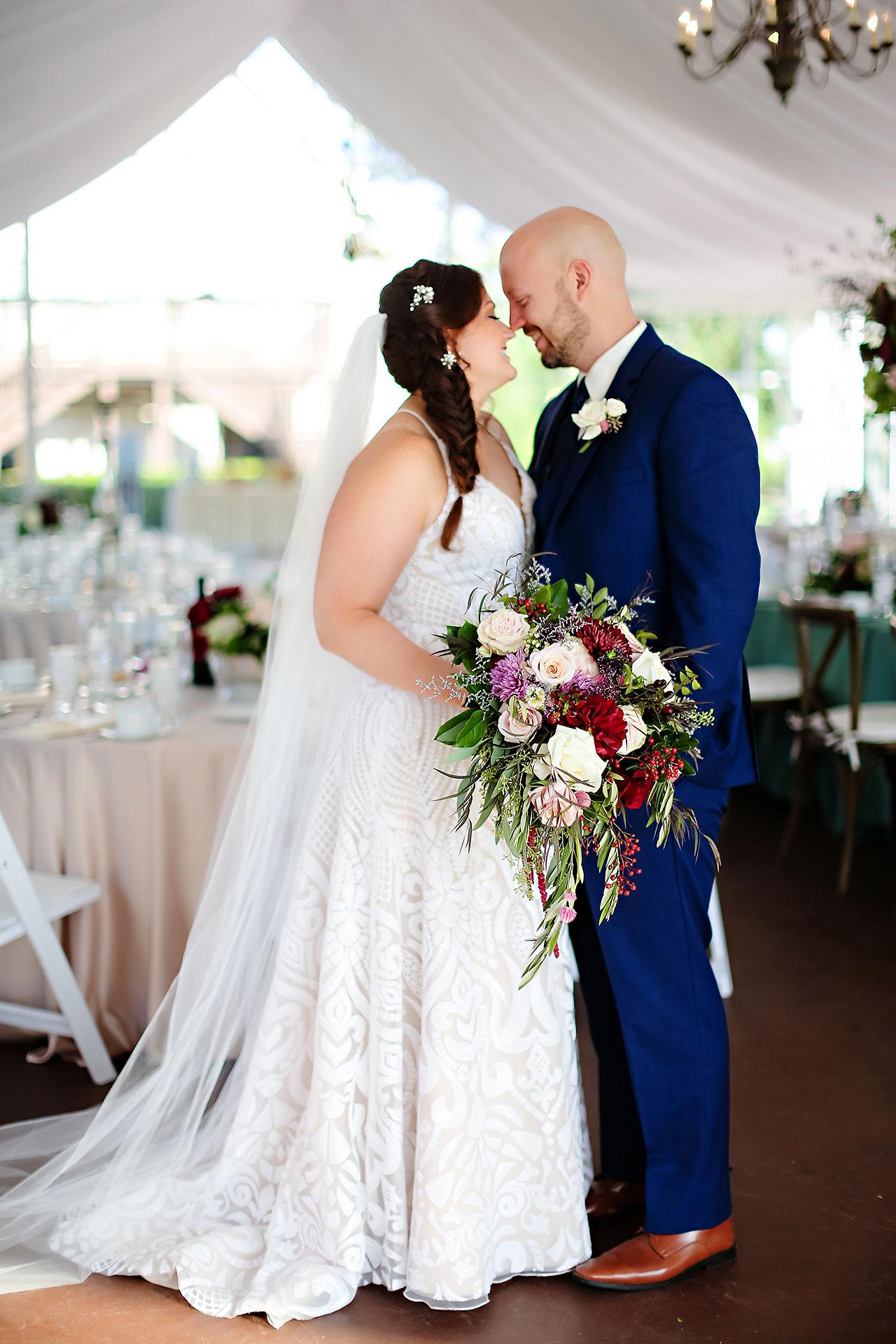 Jen Chris Ritz Charles Garden Pavilion Wedding 281
