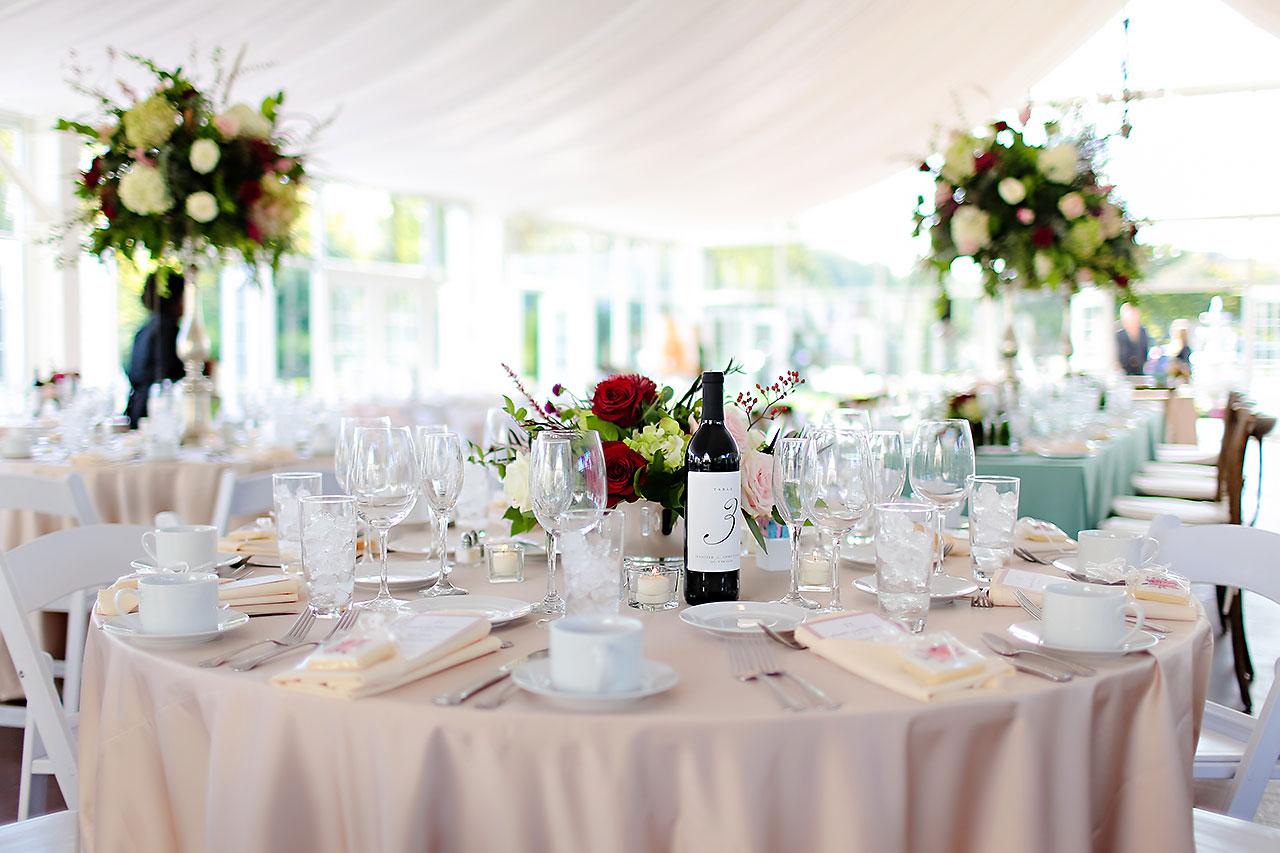 Jen Chris Ritz Charles Garden Pavilion Wedding 275