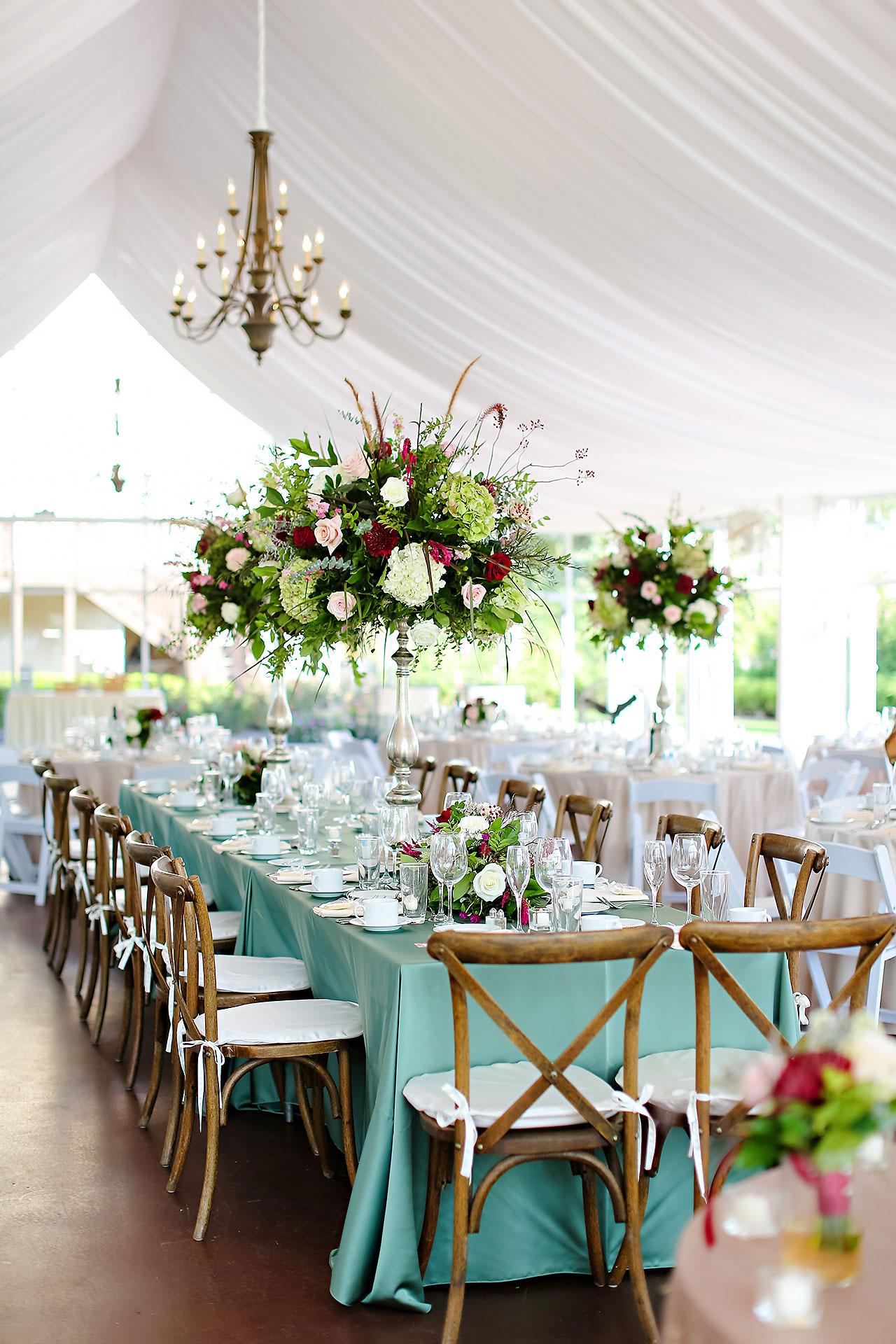 Jen Chris Ritz Charles Garden Pavilion Wedding 272