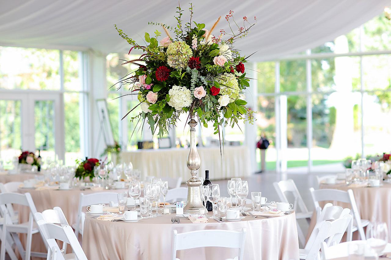 Jen Chris Ritz Charles Garden Pavilion Wedding 273