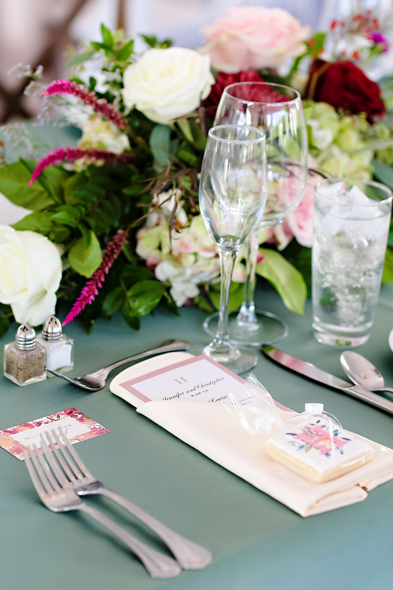Jen Chris Ritz Charles Garden Pavilion Wedding 265