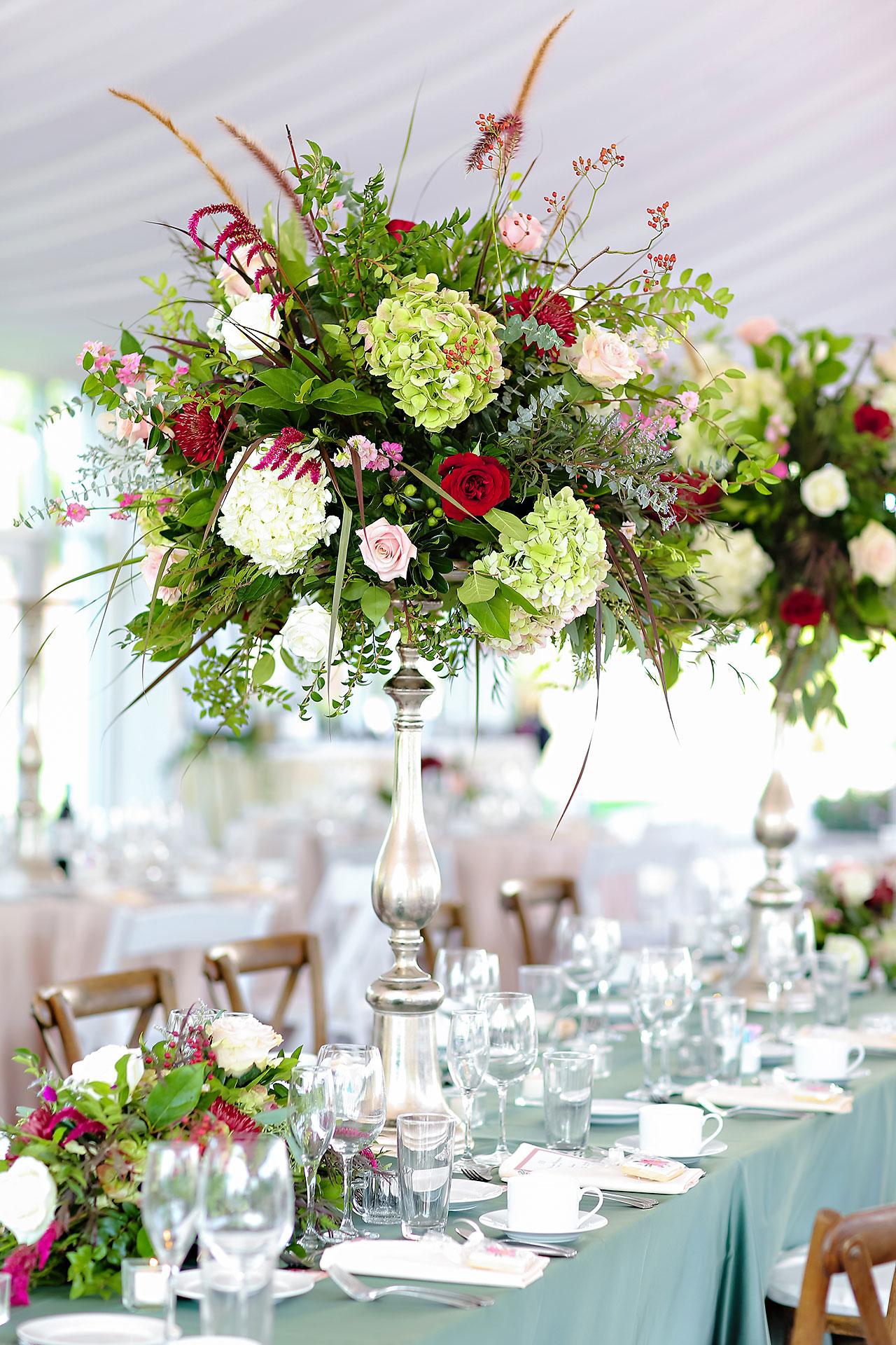 Jen Chris Ritz Charles Garden Pavilion Wedding 263