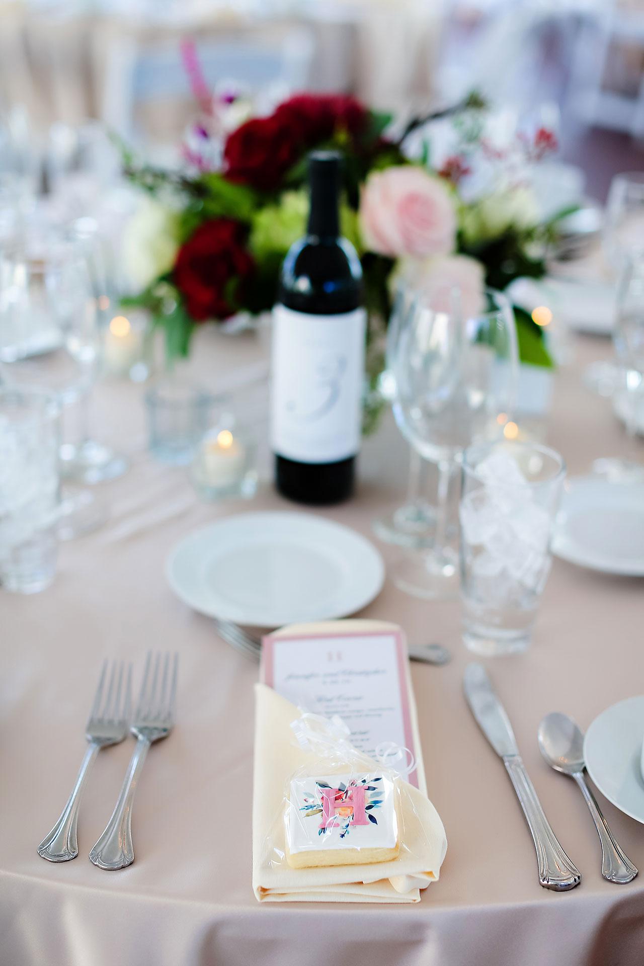 Jen Chris Ritz Charles Garden Pavilion Wedding 264