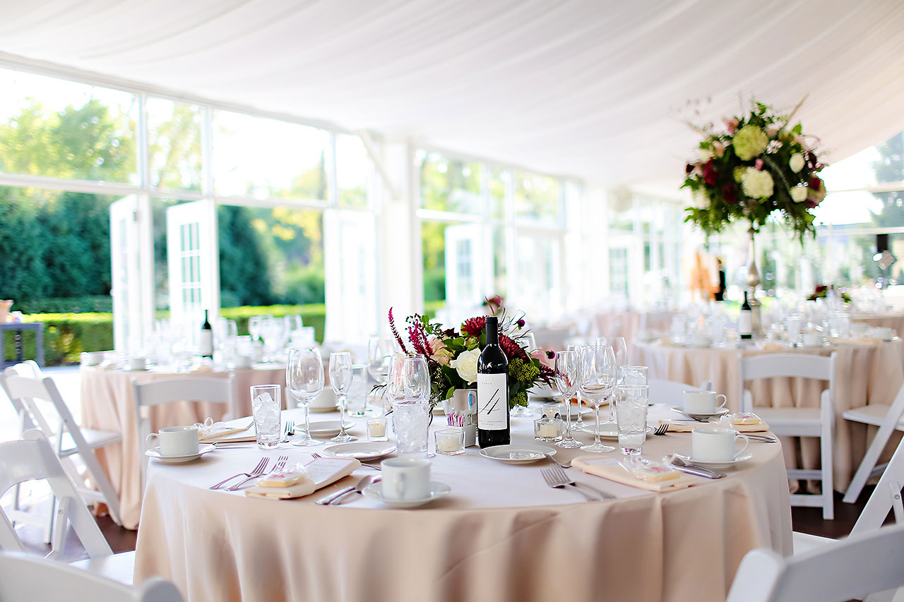 Jen Chris Ritz Charles Garden Pavilion Wedding 260