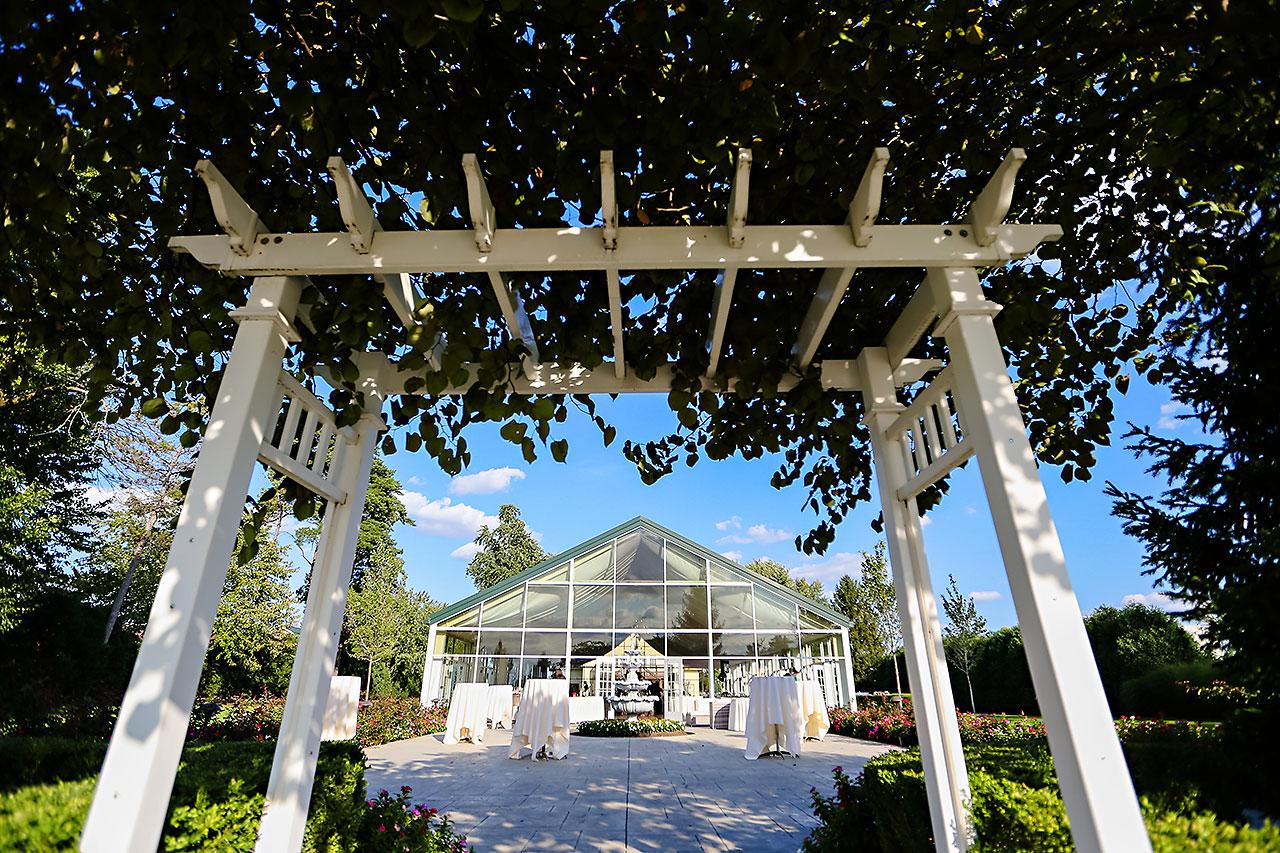 Jen Chris Ritz Charles Garden Pavilion Wedding 261
