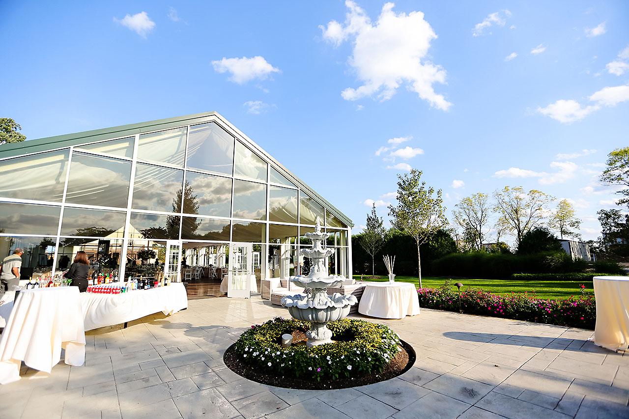 Jen Chris Ritz Charles Garden Pavilion Wedding 259