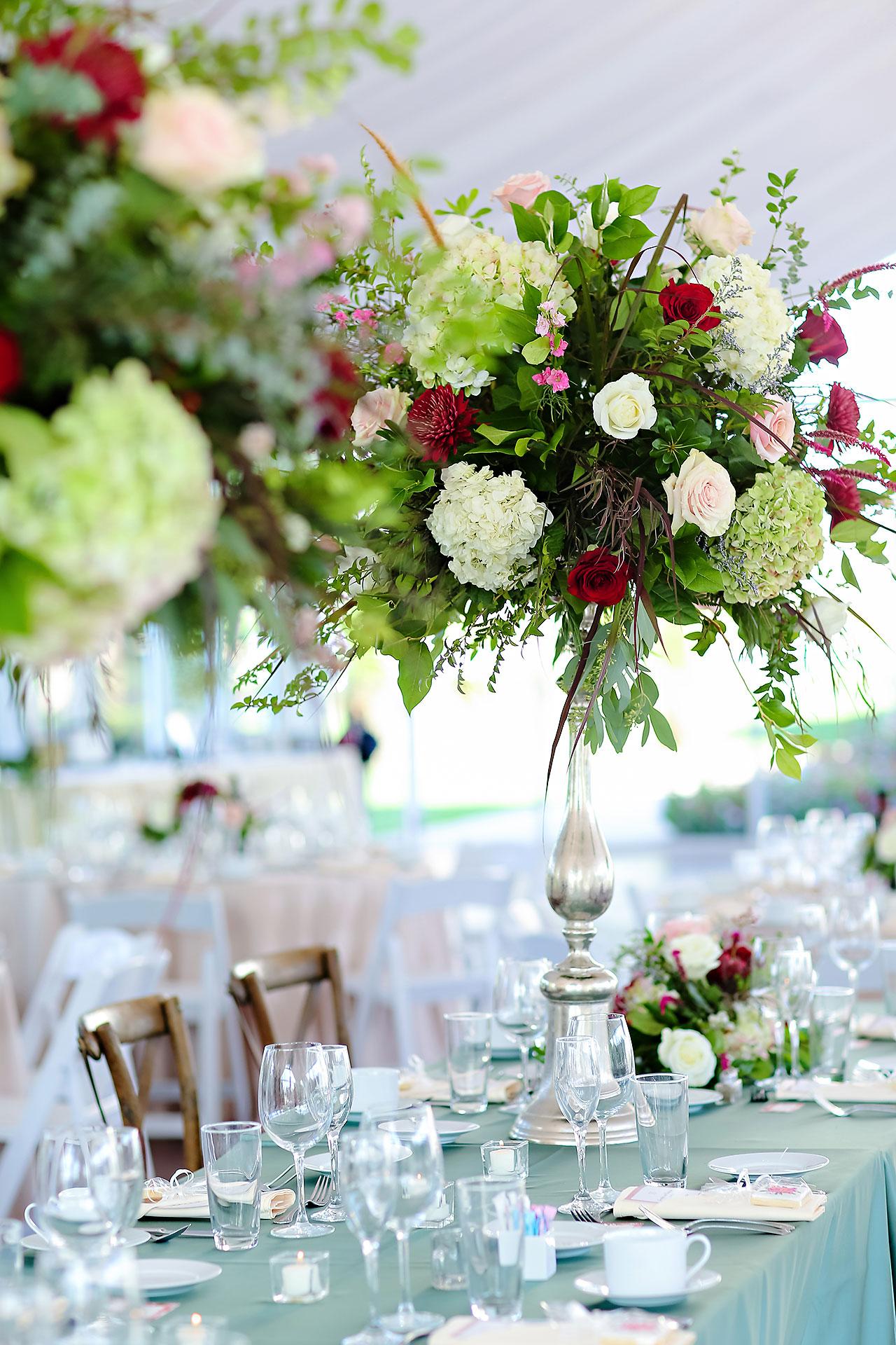 Jen Chris Ritz Charles Garden Pavilion Wedding 255