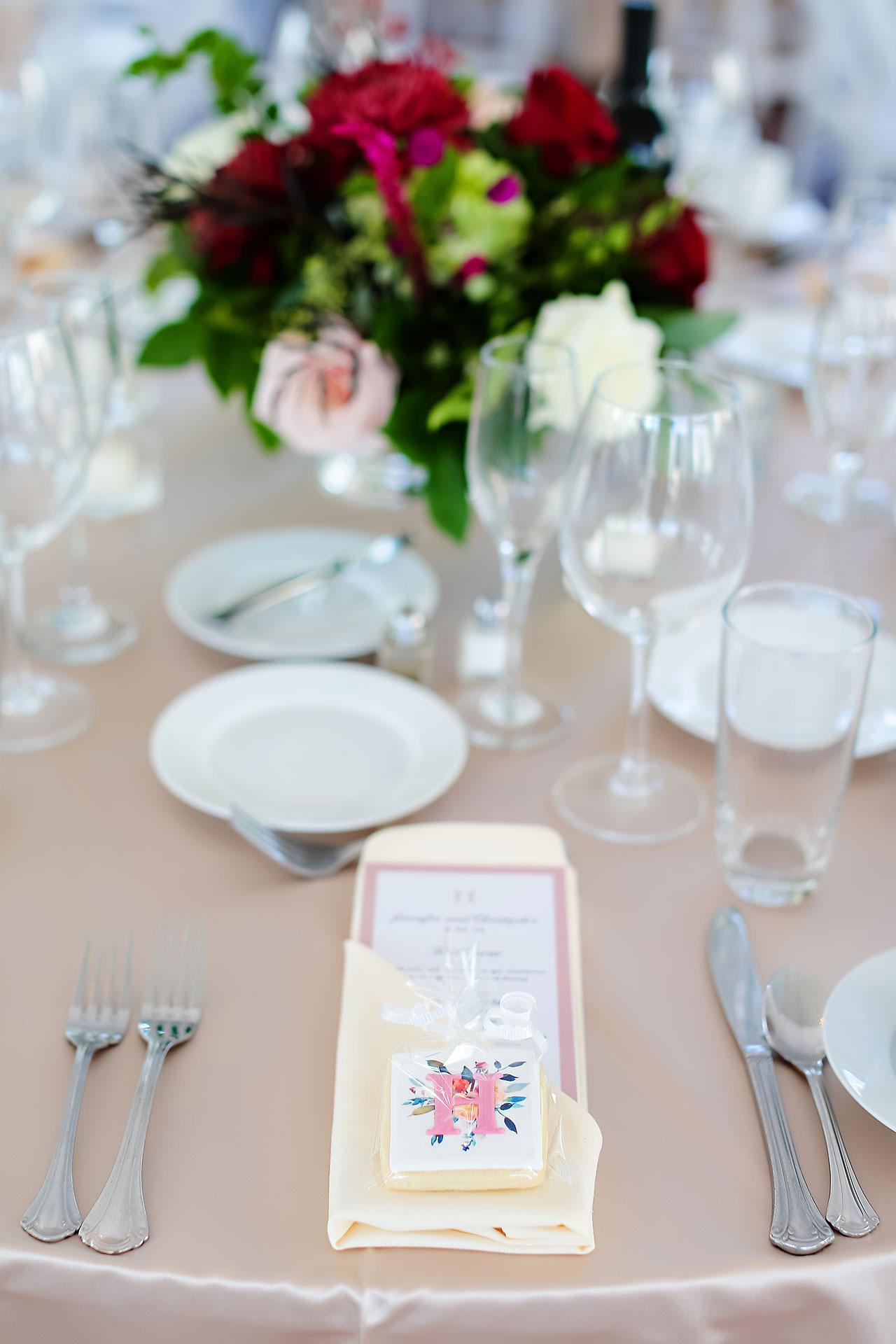 Jen Chris Ritz Charles Garden Pavilion Wedding 256