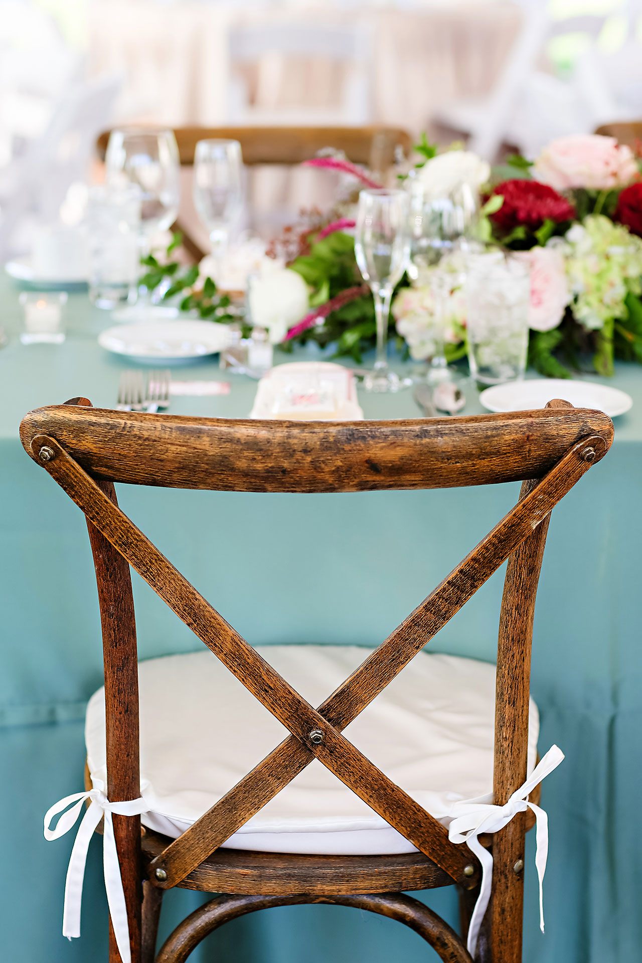 Jen Chris Ritz Charles Garden Pavilion Wedding 254