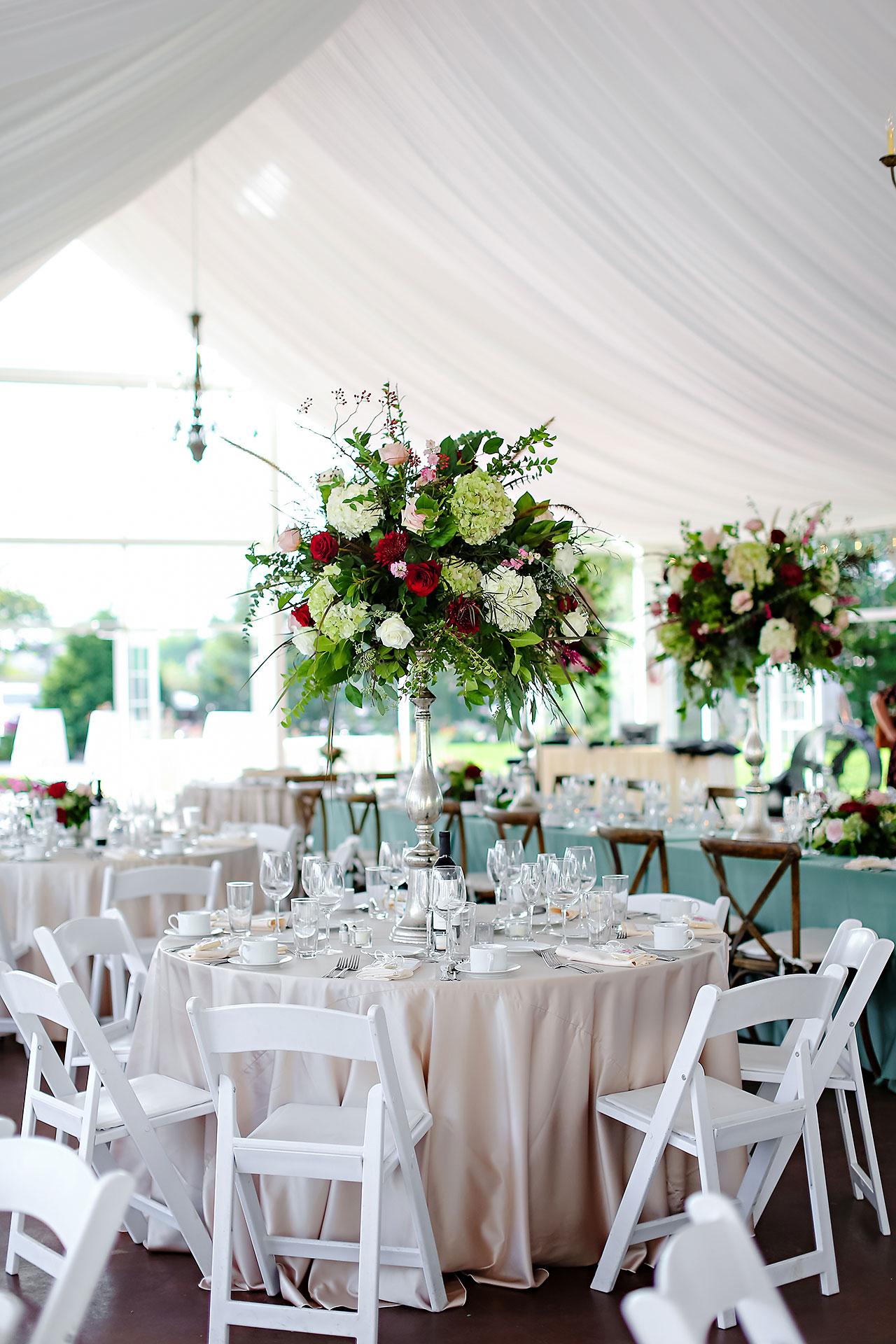Jen Chris Ritz Charles Garden Pavilion Wedding 252