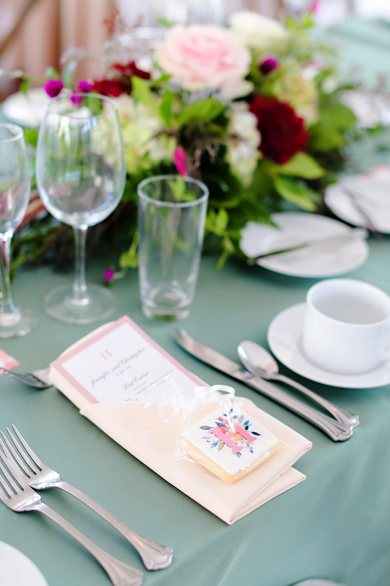 Jen Chris Ritz Charles Garden Pavilion Wedding 249