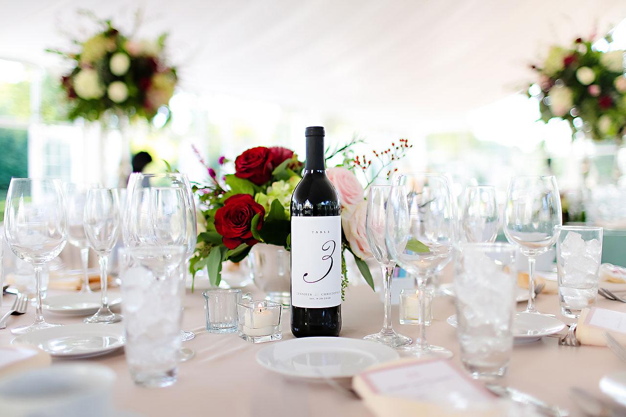 Jen Chris Ritz Charles Garden Pavilion Wedding 242