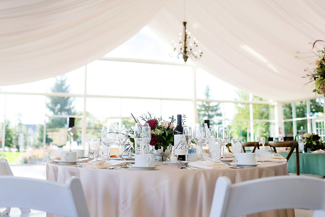 Jen Chris Ritz Charles Garden Pavilion Wedding 243