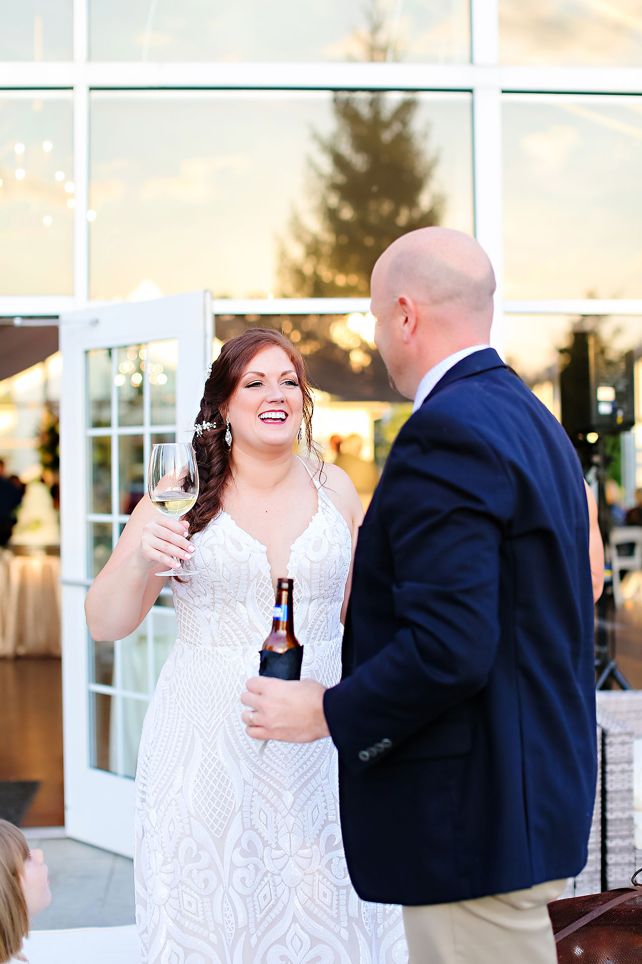 Jen Chris Ritz Charles Garden Pavilion Wedding 239