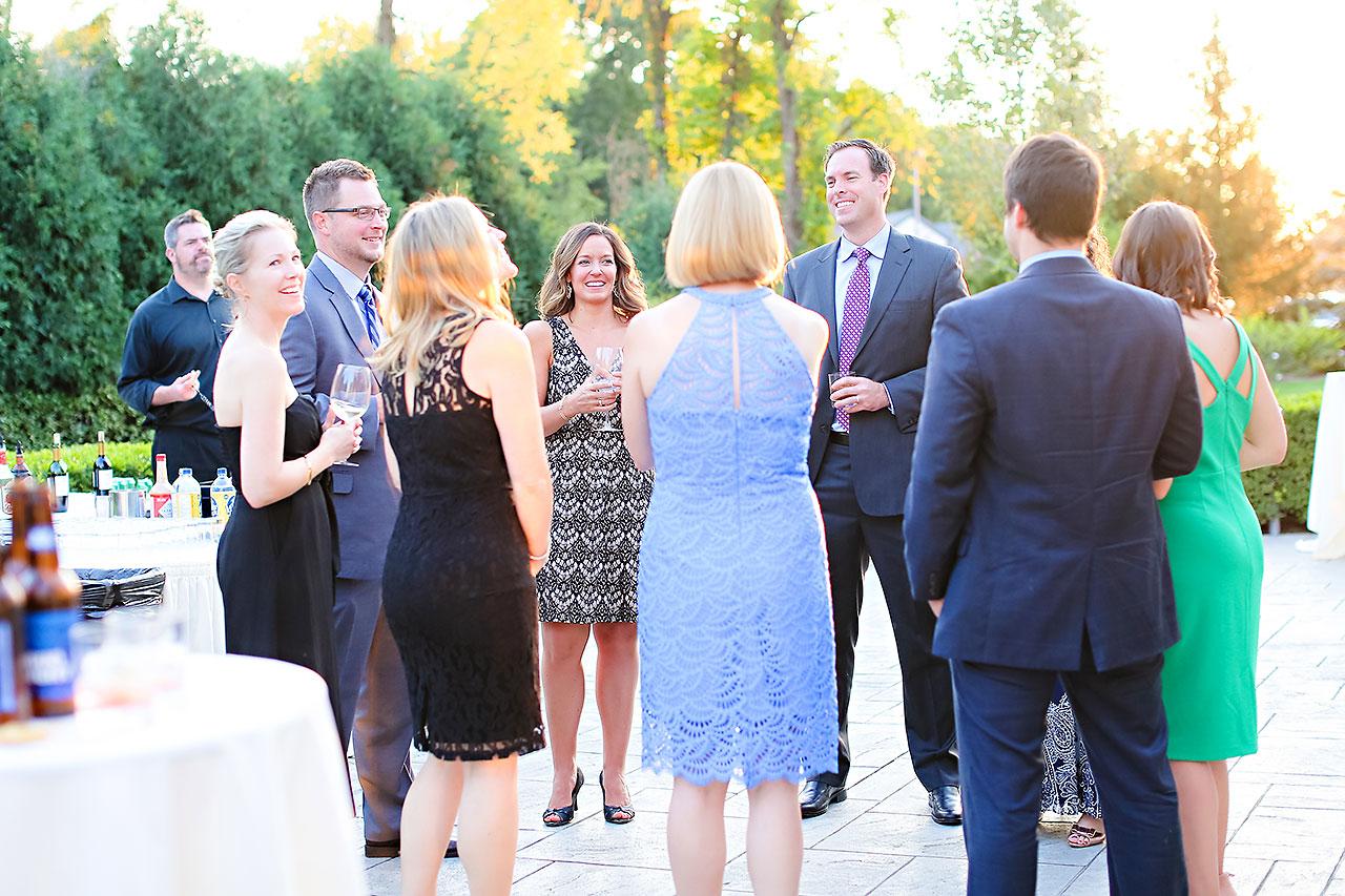Jen Chris Ritz Charles Garden Pavilion Wedding 234