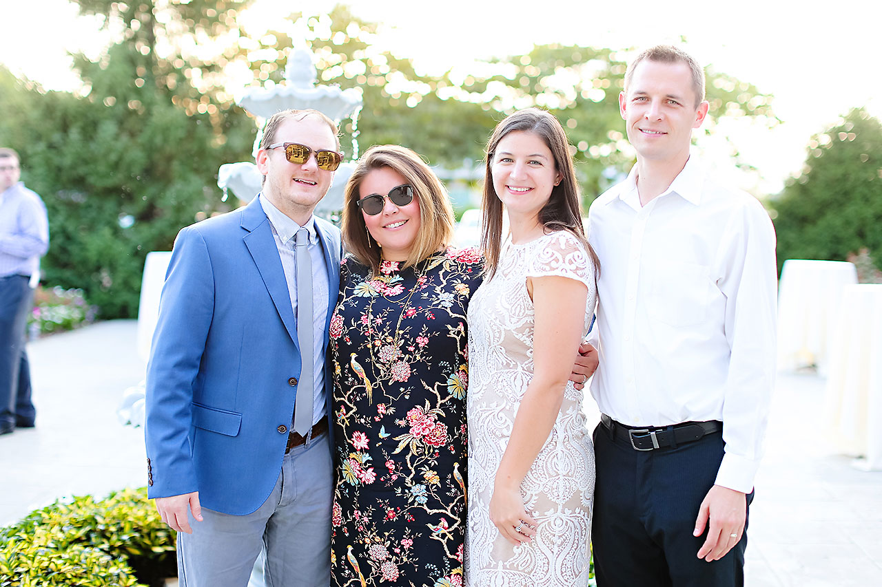 Jen Chris Ritz Charles Garden Pavilion Wedding 213
