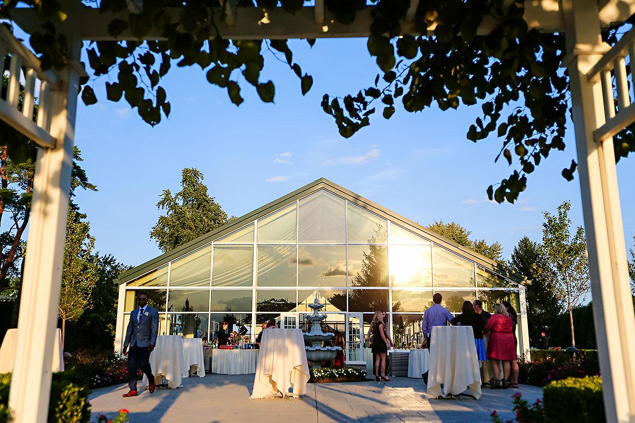 Jen Chris Ritz Charles Garden Pavilion Wedding 214